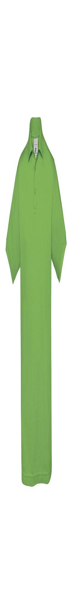 Рубашка поло Safran зеленое яблоко фото