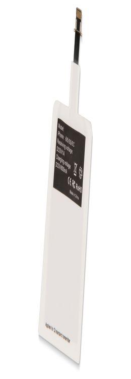 Приёмник Qi для беспроводной зарядки телефона, Lightning фото