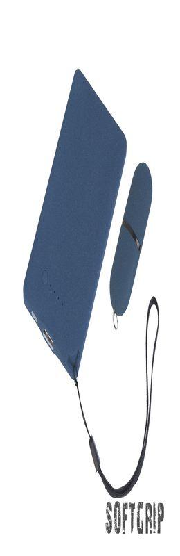 """Подарочный набор """"Камень"""" с покрытием soft grip на 2 предмета фото"""