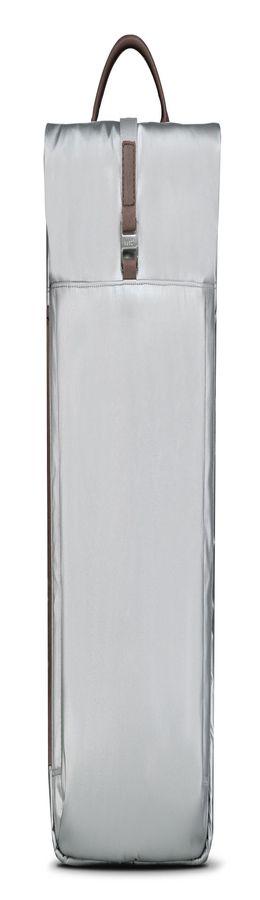 Рюкзак senz° sam shiny silver фото