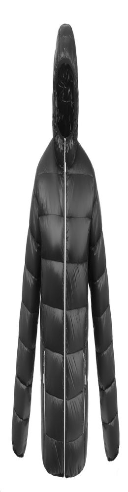 Куртка пуховая мужская Tarner, черная фото