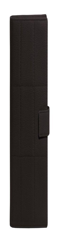 Ежедневник-портфолио Royal, коричневый, эко-кожа, недатированный кремовый блок, подарочная коробка фото
