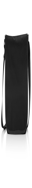 Наплечная сумка для документов, черный фото