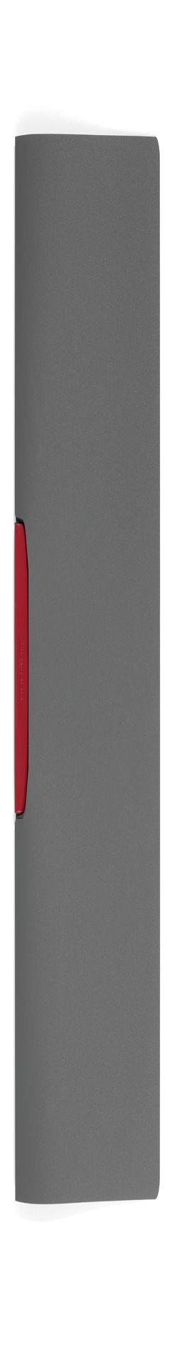 230400-3 Папка DURASWING COLOR с красным клипом фото