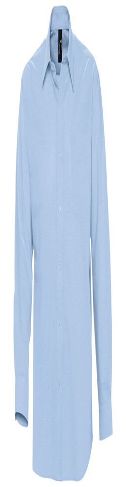 Рубашка мужская BOSTON 135, голубая фото