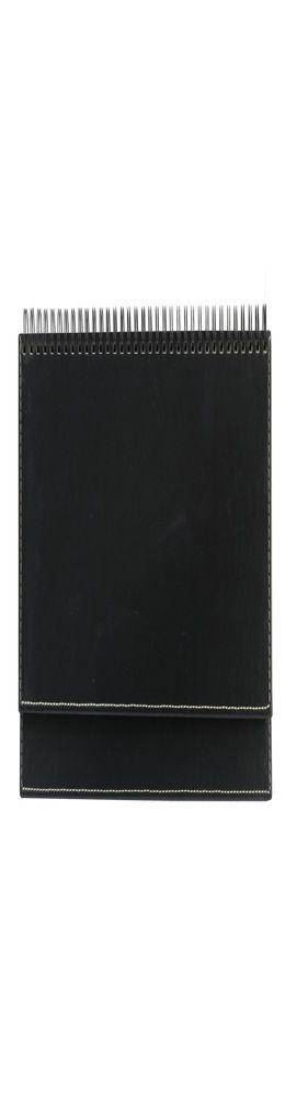 Недатированный планинг PORTLAND 5492 (794U) 298х140 мм черный, крем.блок,зол.срез фото