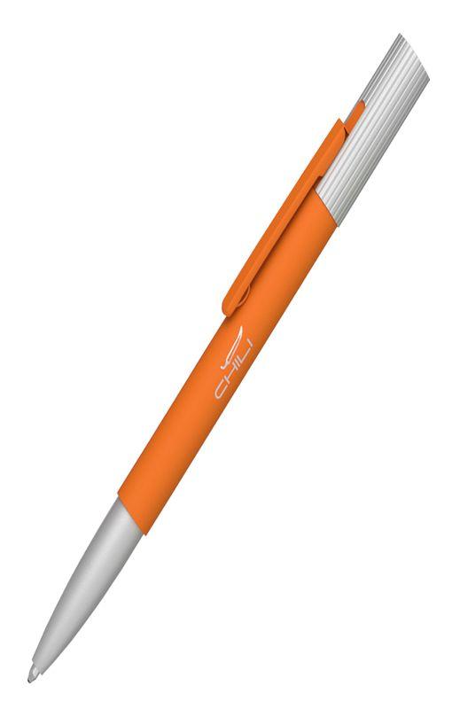 """Ручка шариковая """"Clas"""", покрытие soft touch фото"""