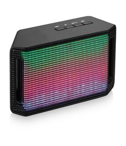 Bluetooth-колонка Lumini Light BT, черный фото