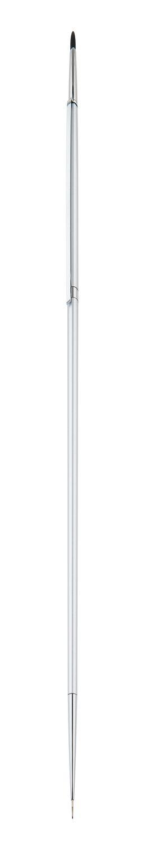 Ручка-стилус Metis 2 в 1, серебряный фото