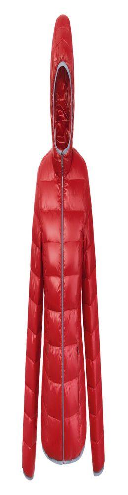 Куртка пуховая женская Tarner Lady, красная фото