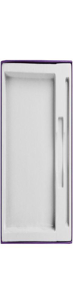 Коробка In Form под ежедневник, флешку, ручку, фиолетовая фото