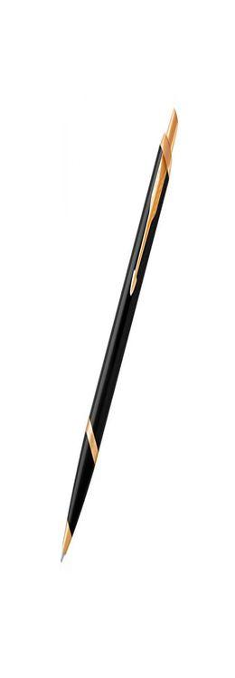 Ручка Parker шариковая «IM Core Black GT» фото