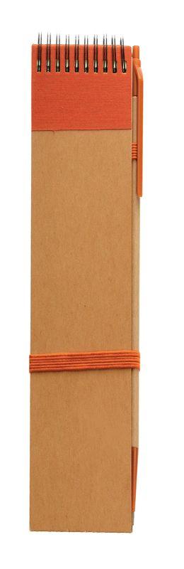 """Блокнот с авторучкой """"Papyrus"""" фото"""