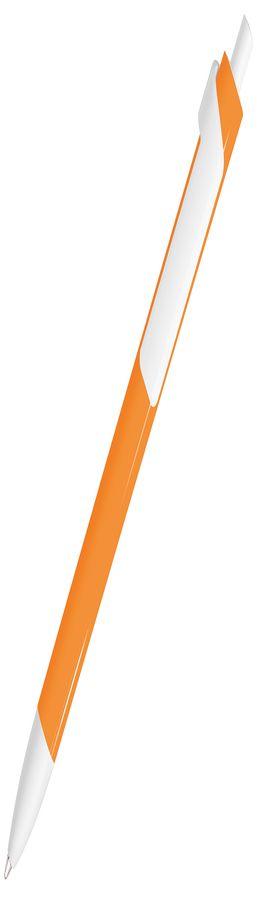 FORTE NEON ручка шариковая, неоновый желтый/белый фото