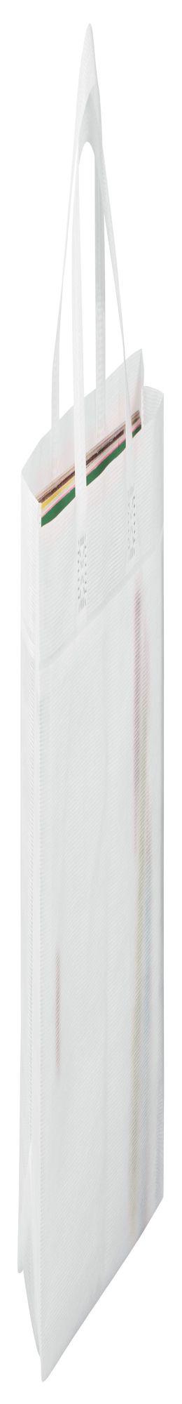 Сумка для покупок Span 3D, белая фото