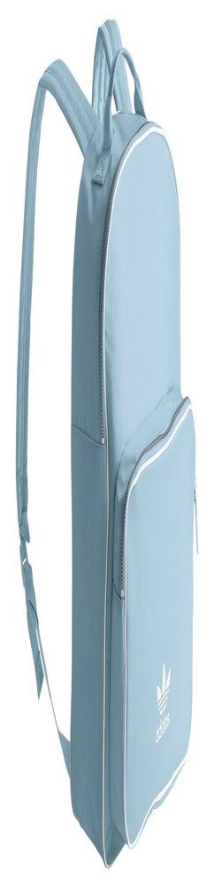 Рюкзак Classic Adicolor, светло-голубой фото