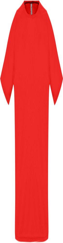 Футболка унисекс SPORTY 140, красная фото