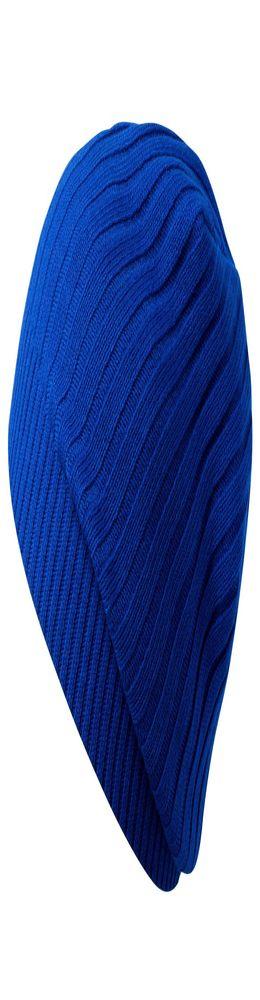 Шапка Stripes, ярко-синяя фото