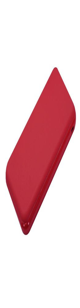 Внешний аккумулятор, Grand PB, 10000 mAh, пластик, 73х14х147 мм, 213 гр, покрытие-soft touch, красный, подарочная упаковка с блистером фото