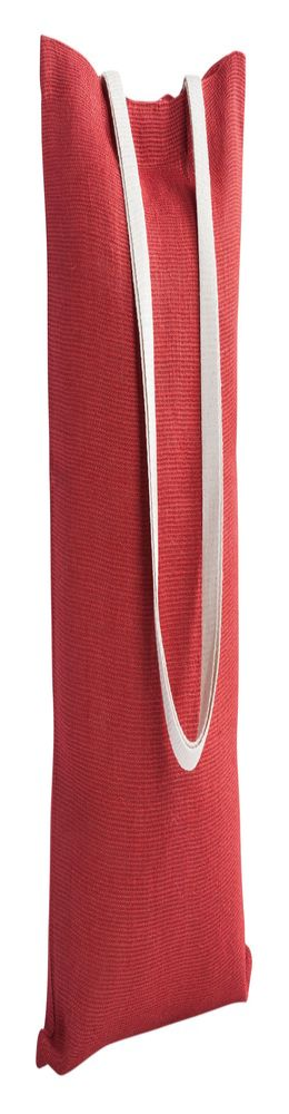 Холщовая сумка на плечо Juhu, красная фото