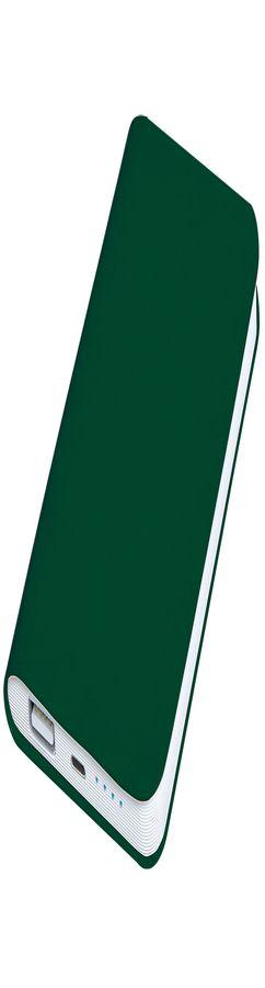 Универсальное зарядное устройство Softi, 4000mAh, зеленый фото