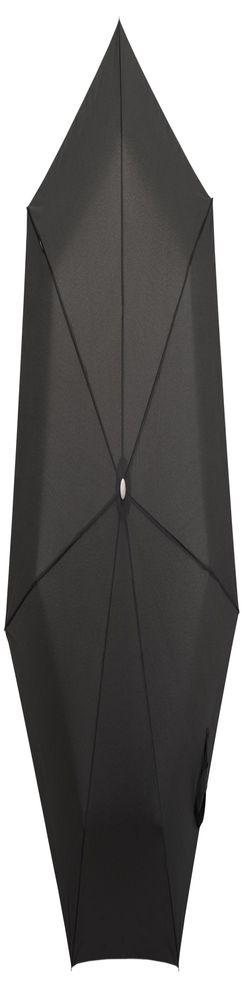 Складной зонт TAKE IT DUO, черный фото