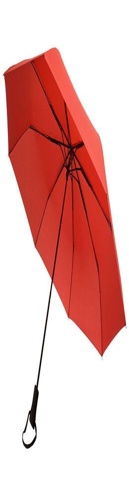 Складной зонт Hogg Trek, красный фото