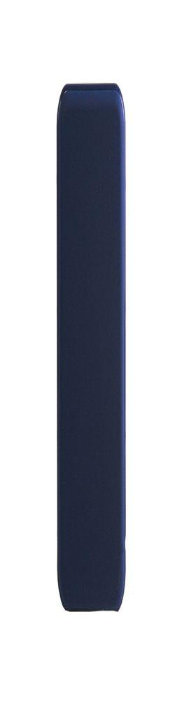Внешний аккумулятор, Grand PB, 10000 mAh, пластик, 73х14х147 мм, 213 гр, покрытие-soft touch, синий, транзитная упаковка фото