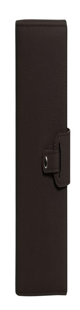 Ежедневник-портфолио Passage, недатированный кремовый блок, коричневый, подарочная коробка фото