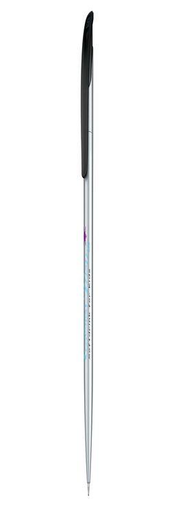 Ручка шариковая Senator модель Challenger Alu серебр. с черным клипом фото
