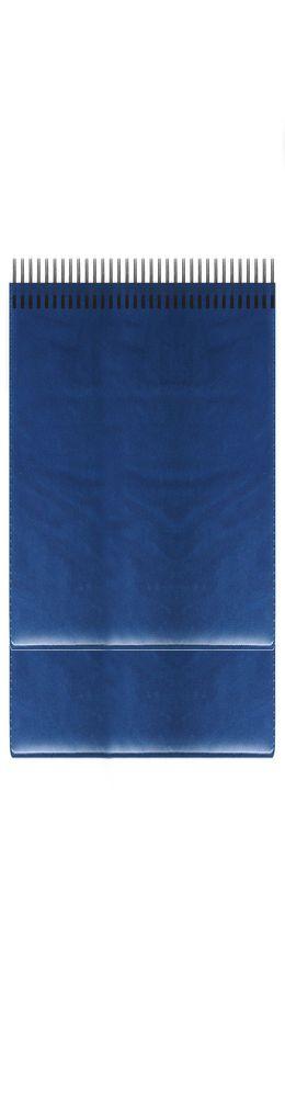 Недатированный планинг REINA 5496 (794U) 298х140 мм, синий, посеребренный срез, в коробке, календарь до 2021г. фото