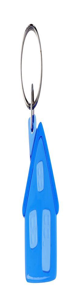 Брелок Lodge, голубой фото