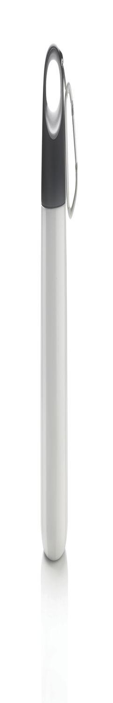 Бутылка для воды с карабином Bopp Mini, 350 мл, белый фото
