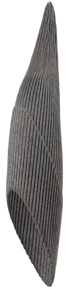 Шапка Stout, серый меланж фото