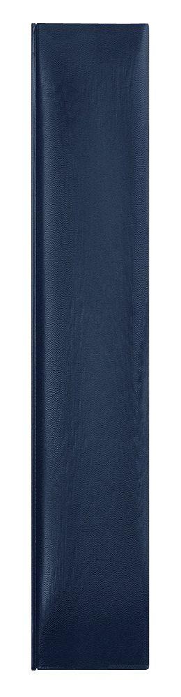 Ежедневник недатированный Manchester 145x205 мм, синий фото