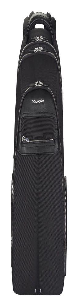 Рюкзак для ноутбука Piquadro Link, черный фото