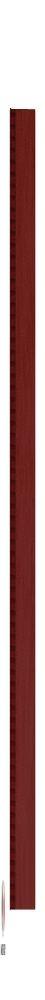 Недатированный ежедневник VELVET 500U (5453) 110x165 мм красный