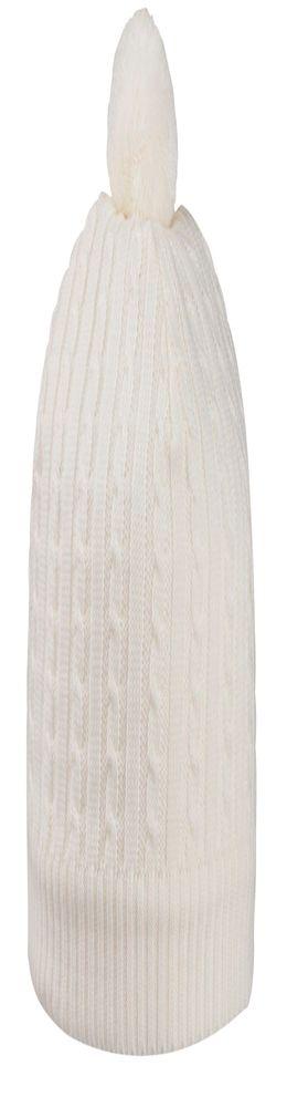 Шапка Comfort Fleece, белая фото