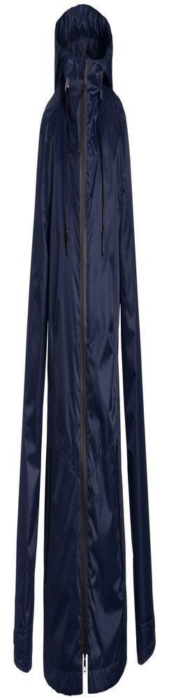 Ветровка женская Medvind, темно-синяя фото