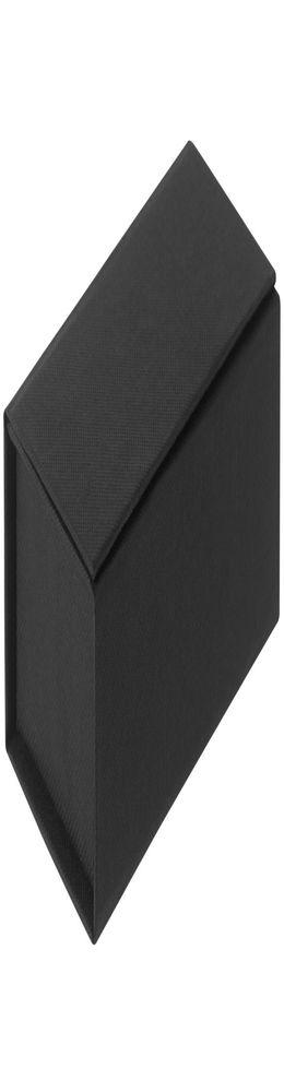 Коробочка под аккумулятор Flip, черная фото