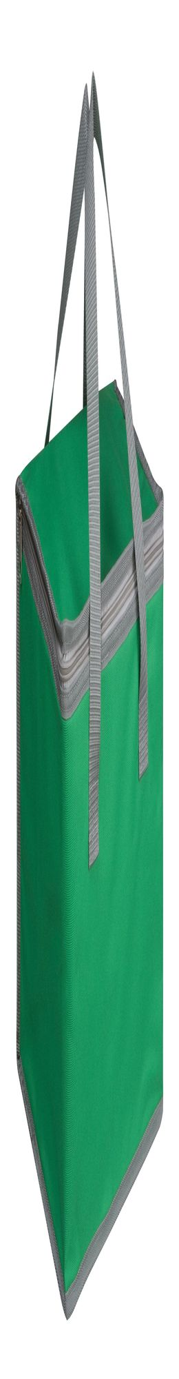 Сумка холодильник Glacier, зеленая фото