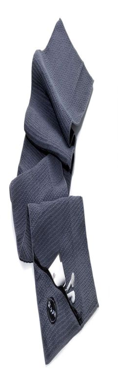 Полотенце для фитнеса Sport с карманом фото