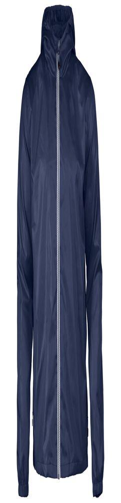 Ветровка мужская FASTPLANT темно-синяя фото