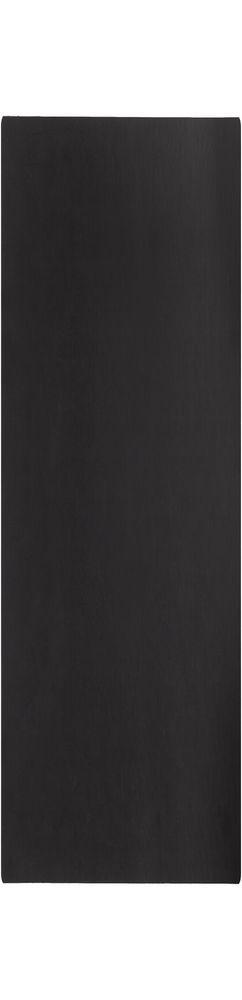 Сервировочная салфетка Satiness, прямоугольная, черная фото