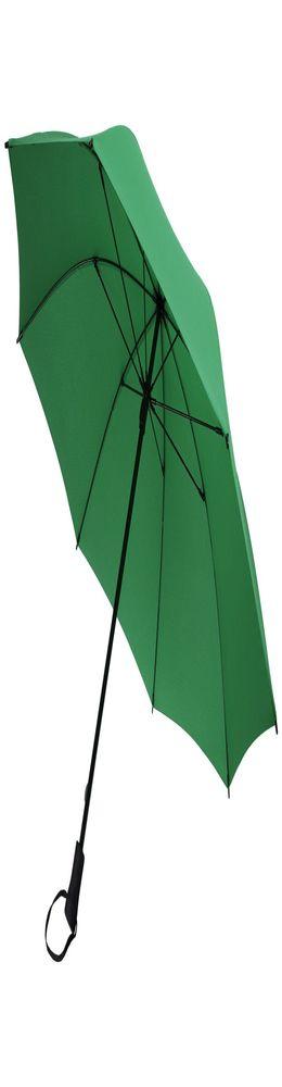 Зонт-трость Hogg Trek, зеленый фото