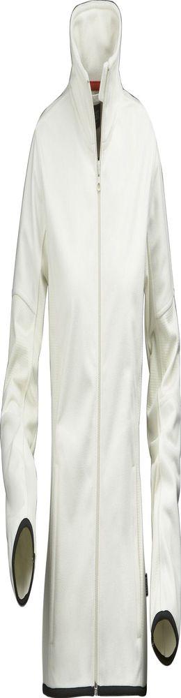 Куртка флисовая женская SARASOTA, белая с оттенком слоновой кости фото
