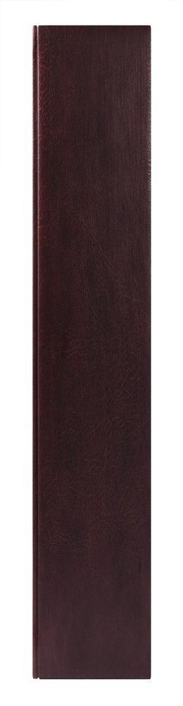 Ежедневник недатированный Vegas 145х205 мм, бордовый фото
