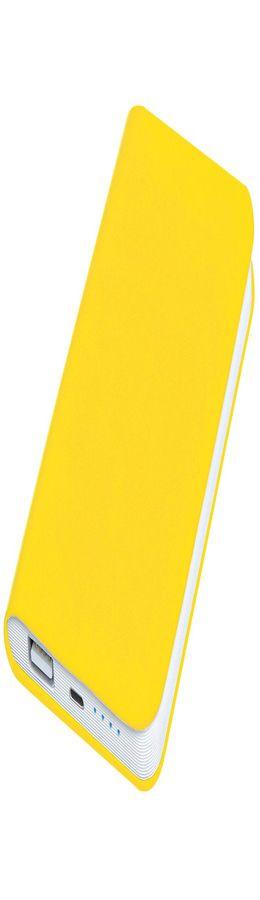 Универсальное зарядное устройство Softi, 4000mAh, желтый фото