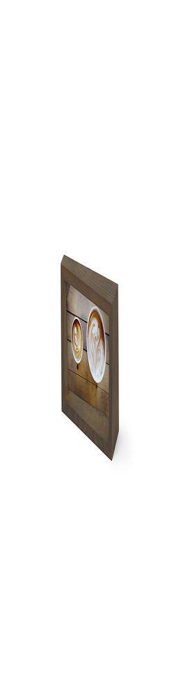 Рамка для фотографий edge 10x15 состаренный орех фото