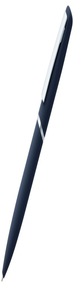 Ручка шариковая Bolt Soft Touch, синяя фото